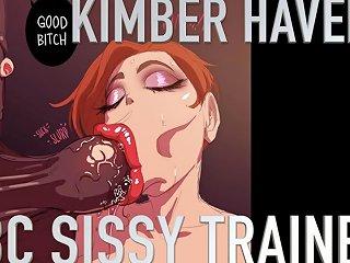 XHAMSTER @ Kimber's Bbc Sissy Trainer